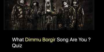 What Dimmu Borgir Song Are You ? Quiz