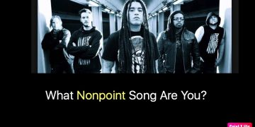 What Nonpoint Song Are You? Quiz
