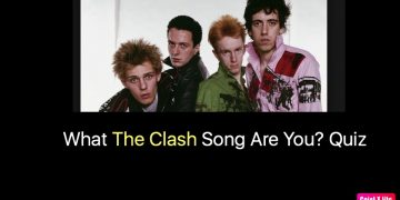 What The Clash Song Are You? Quiz