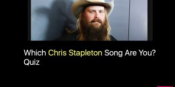 Which Chris Stapleton Song Are You? Quiz
