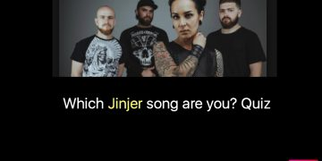 Which Jinjer song are you? Quiz