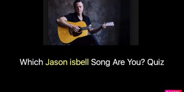 Which Jason isbell Song Are You? Quiz